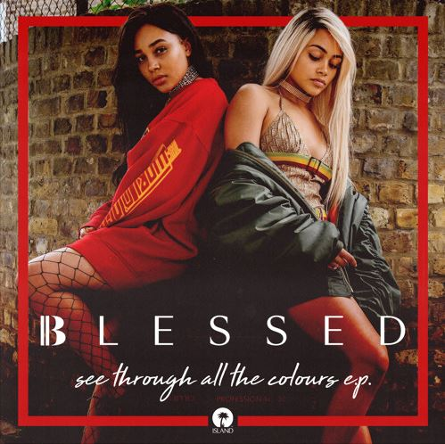 Blessed - See Through All the Colours