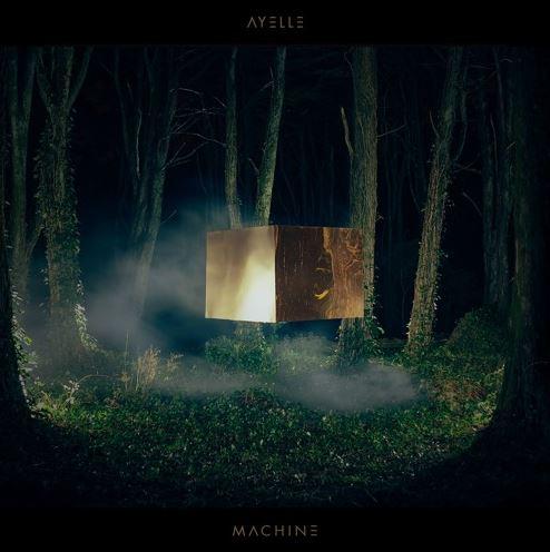 Ayelle, Machine. (single).JPG