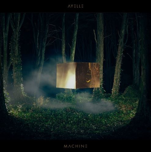 Ayelle, Machine. (single).JPG